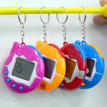 49 Virtual Cyber Digital Pets Electronic Digital E-pet Retro Funny Toy Handheld Game Machine Tamagochi Toy Game Gift ForChildren(China)