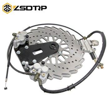 ZSDTRP двигатель и модификация для BMW case R71 передний дисковый тормоз R12 боковой для 750cc CJ-K750 суппорт кабины с задним тормозным M-72 автомобиля