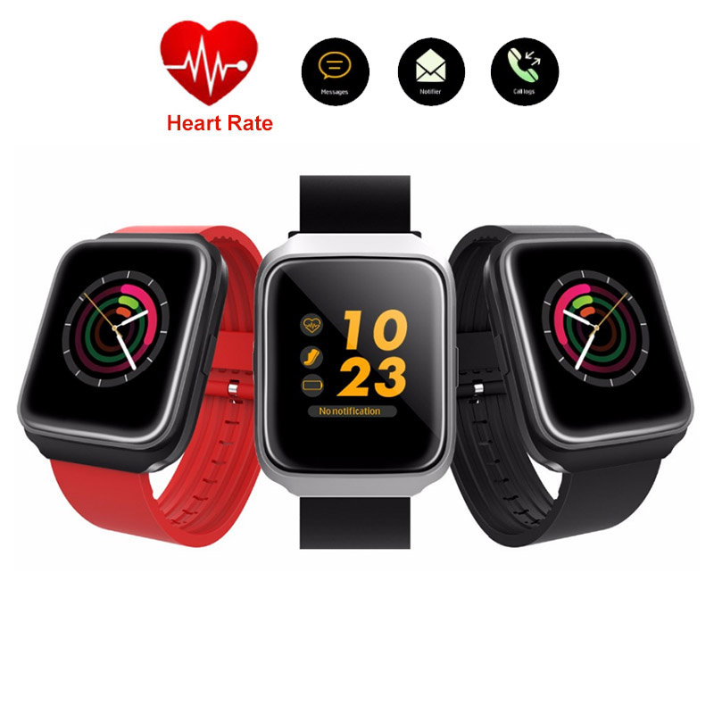 T40 Plus Smart Watch Men Waterproof Fitness Tracker Heart Rate Bluetooth Call Bracelet Smartwatch Wristband Band For Android IOS умные часы smart watch y1