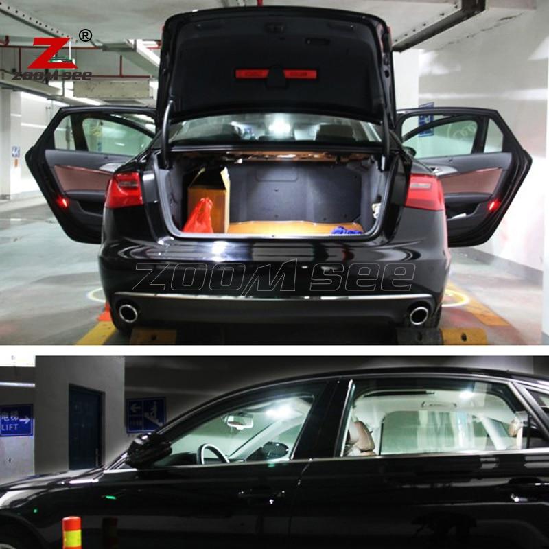 16pc X 100% canbus brez napake LED žarnica Notranjost kupola - Avtomobilske luči - Fotografija 5