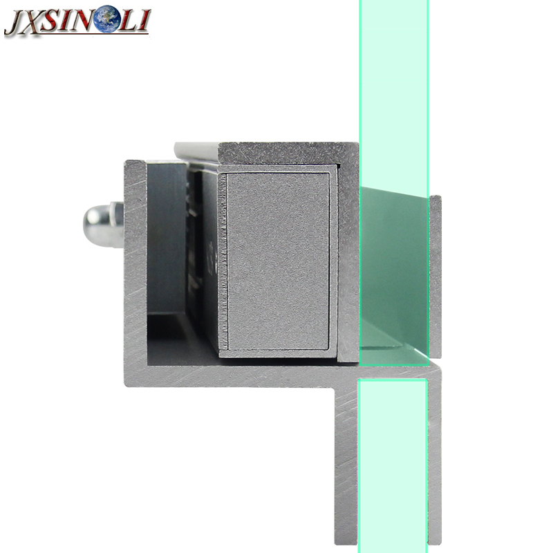 Electromagnetic Locks For Frameless Glass Doors Glass