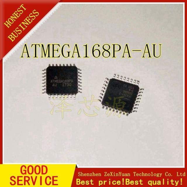 2 PCS/LOT ATMEGA168PA-AUR ATMEGA168PA-AU MEGA168PA-AU ATMEGA168PA ATMEGA168 MEGA168PA TQFP32