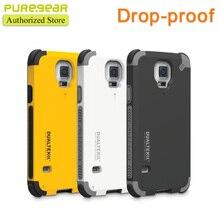 Puregear D'origine Extérieure Anti Choc DualTek Extreme Cas De Choc pour Samsung Galaxy S5 S6 S7 avec L'emballage de Vente Au Détail