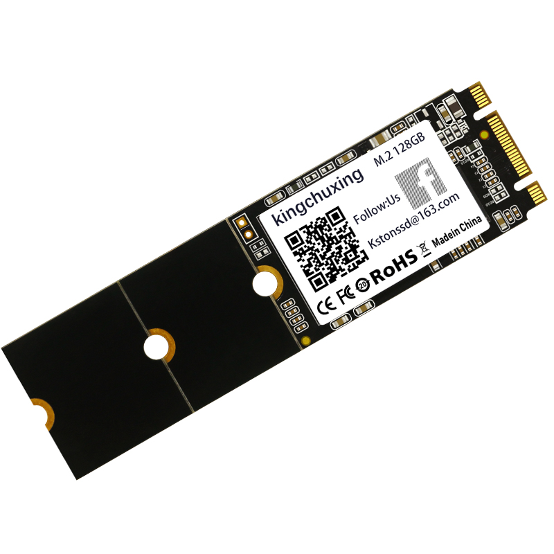 Kingchuxing Internal Server SSD NGFF 512GB Sata-M.2 Hard-Drive Ultrabook 2280 256GB