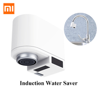 Original Xiaomi Zajia Induction Water Saver overflow smart faucet sensor Infrared water energy saving device Kitchen Nozzle Tap