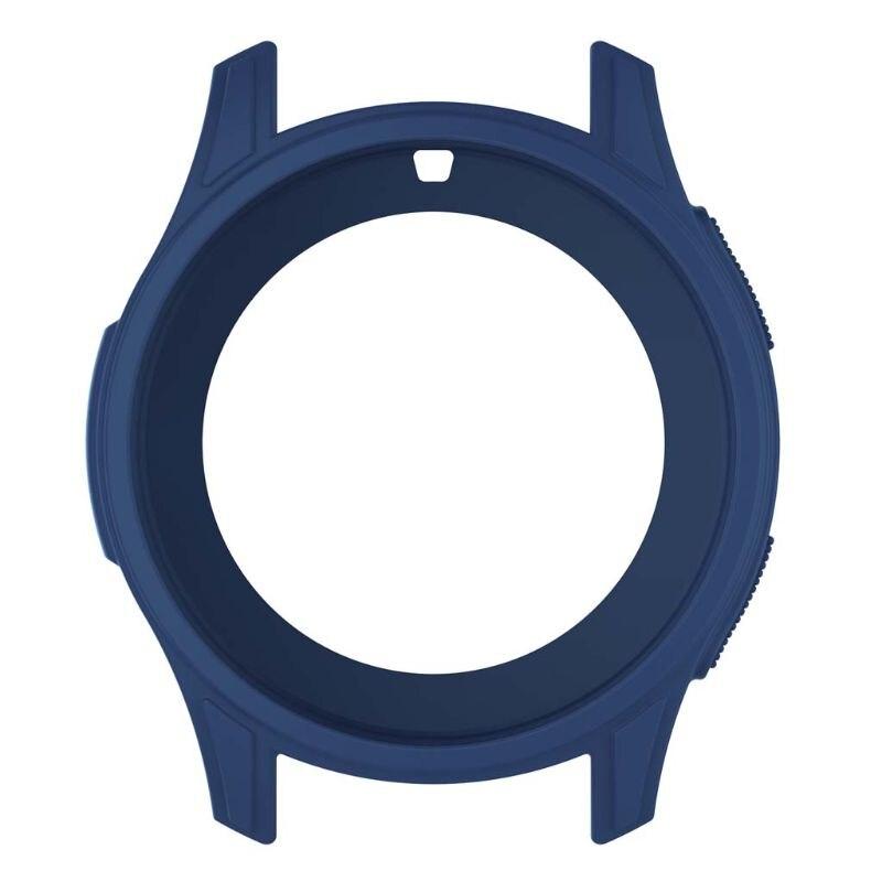 Coque de protection en Silicone souple coque de protection pour Samsung Galaxy Watch 46mm Gear S3 Frontier Support de livraison directe - 5