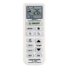 CHUNGHOP Universal A/C controller Air Conditioner air conditioning remote control K-108es USE FOR TOSHIBA PANASONIC SANYO(China)