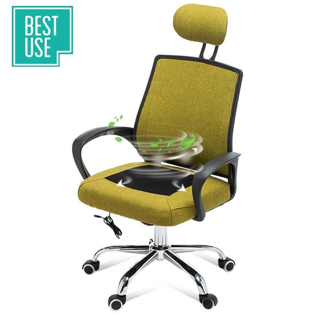 Best Home Computer Chair Panasonic Ma70 Massage Fan Should Bring Casual Chairs Mesh Ergonomic Office Swivel Cotton