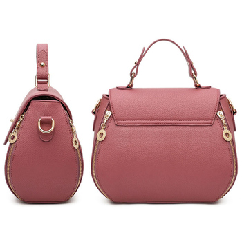 Candy Color  Casual Tote Lock