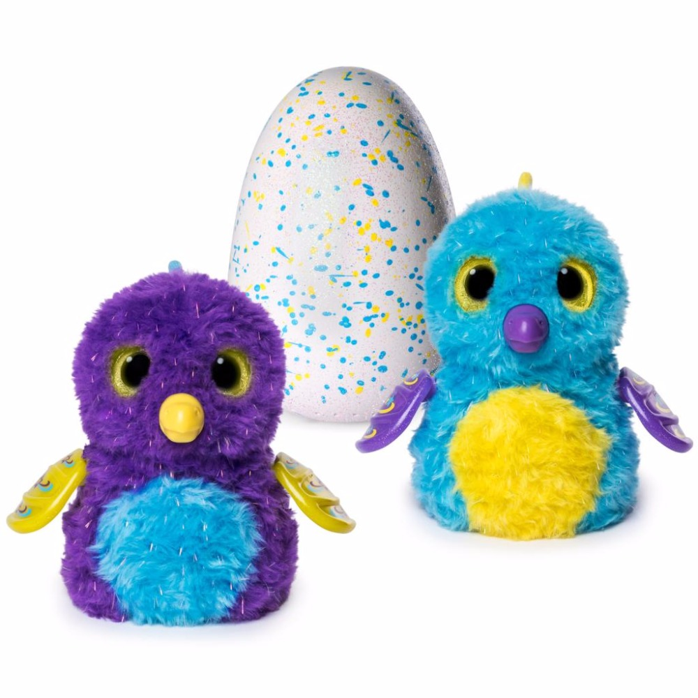цена на Hatchimals Magic Egg Intelligent Pet Egg Electronic Puzzle Electric Incubator Child Toy
