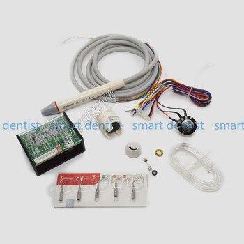 N2-LED suministro equipo Dental pájaro carpintero construido en Dental ultrasónico LED Scaler pieza de mano con luz
