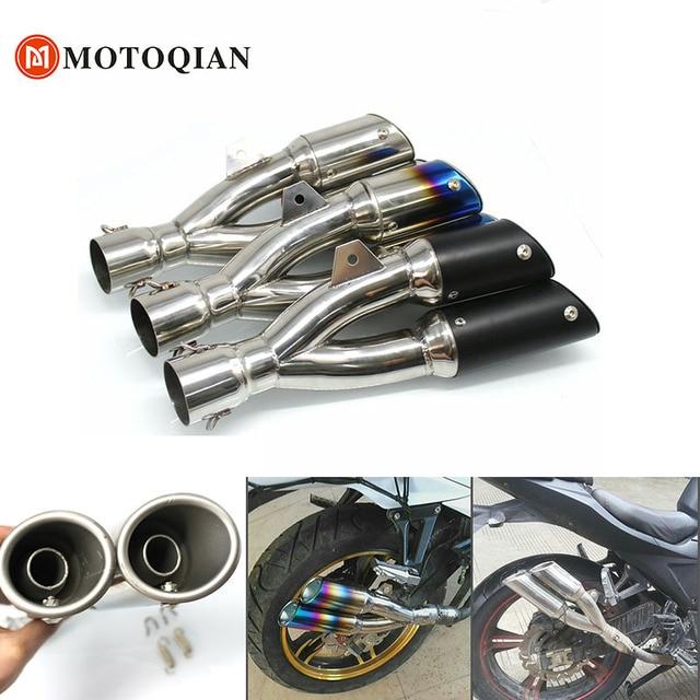 yamaha motorcycle exhaust pipes