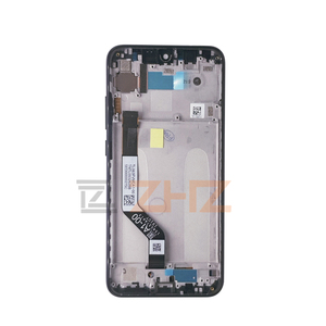 Image 3 - for xiaomi Redmi Note 7 LCD display touch screen digitizer Assembly with frame for redmi note7 pro lcd repair parts