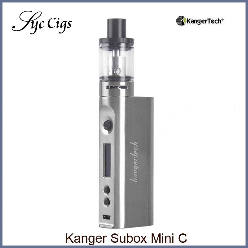 Original Kanger Subox Mini C Starter Kit with ml E juice Capacity