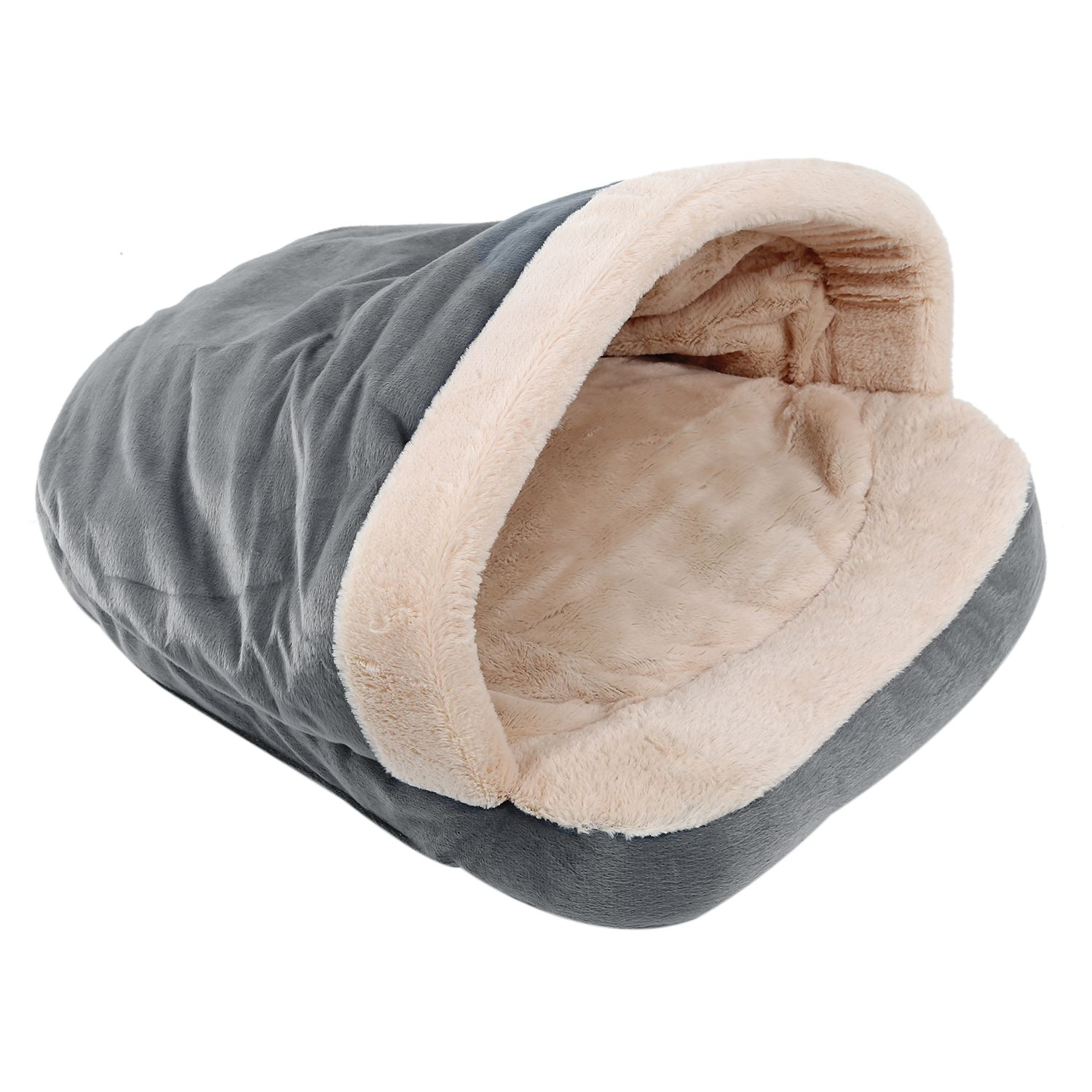 New Pet Soft Dog Cat Bed House Winter Warming Nest Mat For Small Dogs Sleeping Bag Chihuahua Teddy Kennels Free Shipping