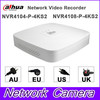 EMS DHL Fast Shipping DaHua English Firmware DH NVR4104 P 4 Channel Inputs NVR HD 1080P