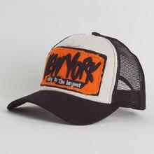 Letní baseballová čepice Vyšívací síťka Klobouky pro muže Ženy Gorras Hombre klobouky Casual Hip Hop Čepice Taťka Casquette HAT