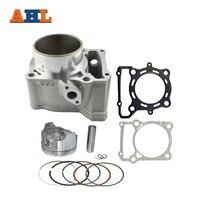 100 New High Quality 78mm Air Cylinder Block Piston Kit Head Gasket Kit For Kawasaki KLX250