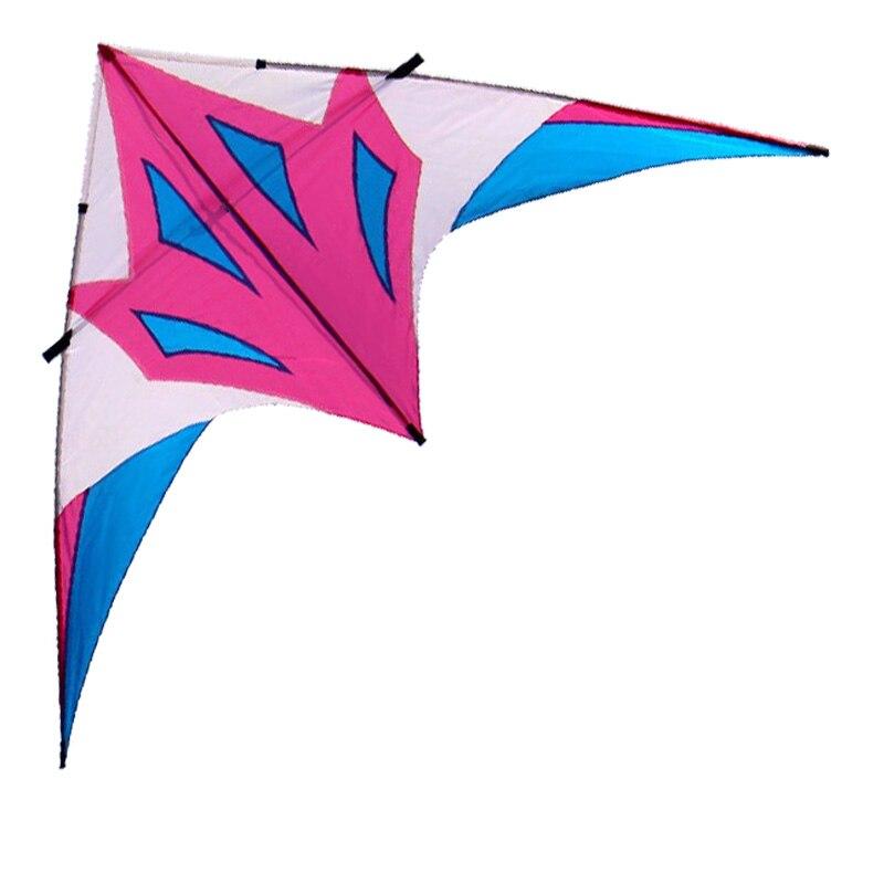 새로운 장난감 뜨거운 2.8m 품질의 제품 전원 삼각형 / 델타 연 손잡이와 문자열 좋은 비행 연