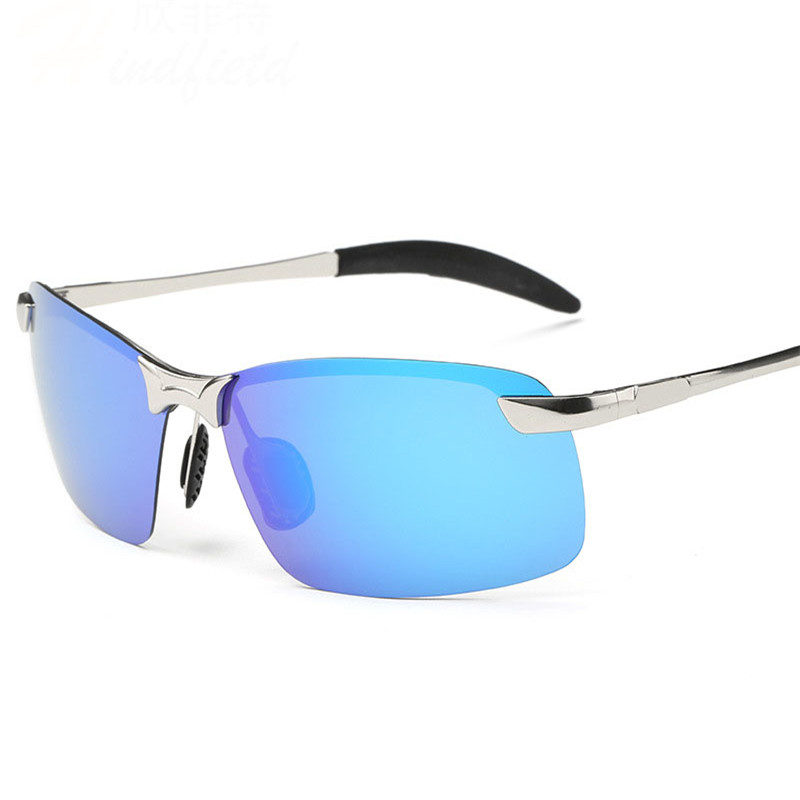 Lunettes Polarized Male Sunglasses Brand Designer Aluminum Magnesium Men  Sunglass Driving Sun Glasses Oculos De Sol Masculino a13ce17565