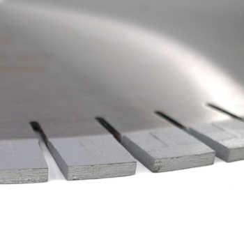 RIJILEI 500MM Silent Granite diamond saw blades cutter blade for granite stone cutting circular Cutting Tools