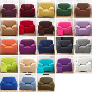 Image 3 - Stretch Cover for Armchair Sofa Couch Living Room 1 Seat Sofa Slipcover Single Seater Furniture Couch Armchair Cover Elastic