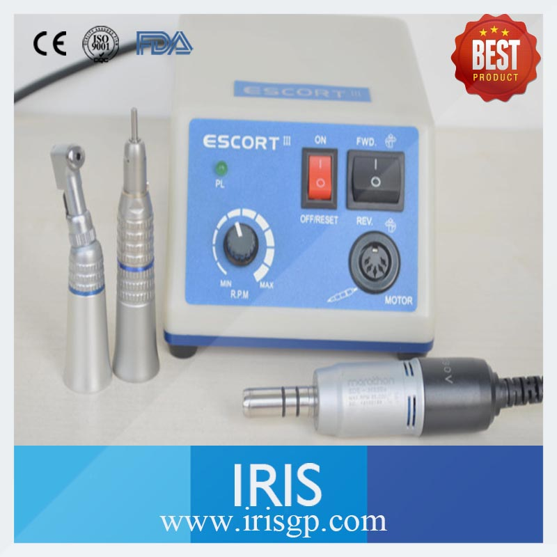 Dental Lab Micromotor Handpiece Ecort3 M33E Contra Angle And Straight Machine 35000 RPM SEAYANG Marathon Micromotor Hand piece dental lab equipment polisher micromotor hand piece contra angle and straight high speed 50 000rpm electric grinder brushless