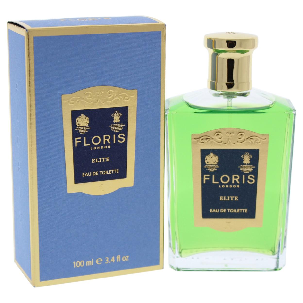 Elite by Floris London for Men - 3.4 oz EDT Spray все цены