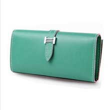 Luxury Phone Long  Purse Lady Women Wallets 2019 New Cute Wallet Mobile Ladies Money And Purses Clutch Draw Card Coin