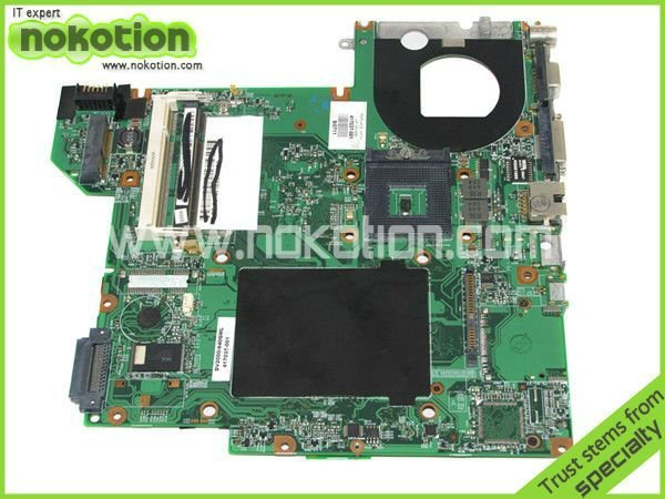 48.4F501.011 laptop motherboard for HP PAVILION DV2000 COMPAQ V3000 417037-001 INTEL 940GM INTEGRATED GMA 950 DDR2