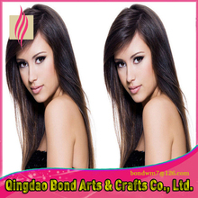 Natural Straight Glueless Full Lace Human Hair Wigs Brazilian Virgin Hair Lace Front Wig For Black Women With Baby Hair Wig