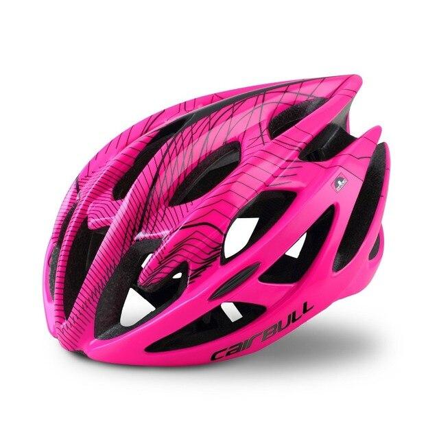 2018 cairbull capacetes de bicicleta capacete de bicicleta de montanha de estrada integralmente moldado capacetes de ciclismo 5
