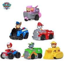 Щенячий патруль, Щенячий патруль, автомобиль, patrulla canina, игрушки, аниме фигурка, автомобиль, пластиковая игрушка, фигурка, модель, детские подарки, игрушки