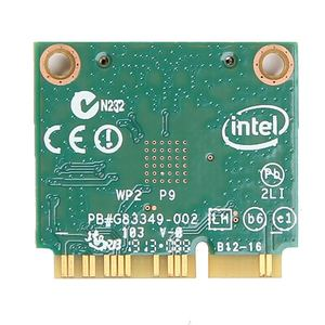 Image 3 - Dual band For Intel Wireless N 7260 7260HMW AN Half Mini Pci e 300Mbps Wireless Wifi + Bluetooth 4.0 Notebook Wlan card