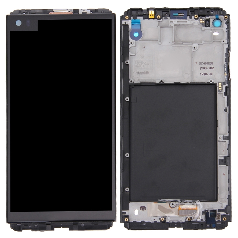 High Quality LCD Screen and Digitizer Full Assembly Lcd Replacement Glass with Frame For LG V20High Quality LCD Screen and Digitizer Full Assembly Lcd Replacement Glass with Frame For LG V20