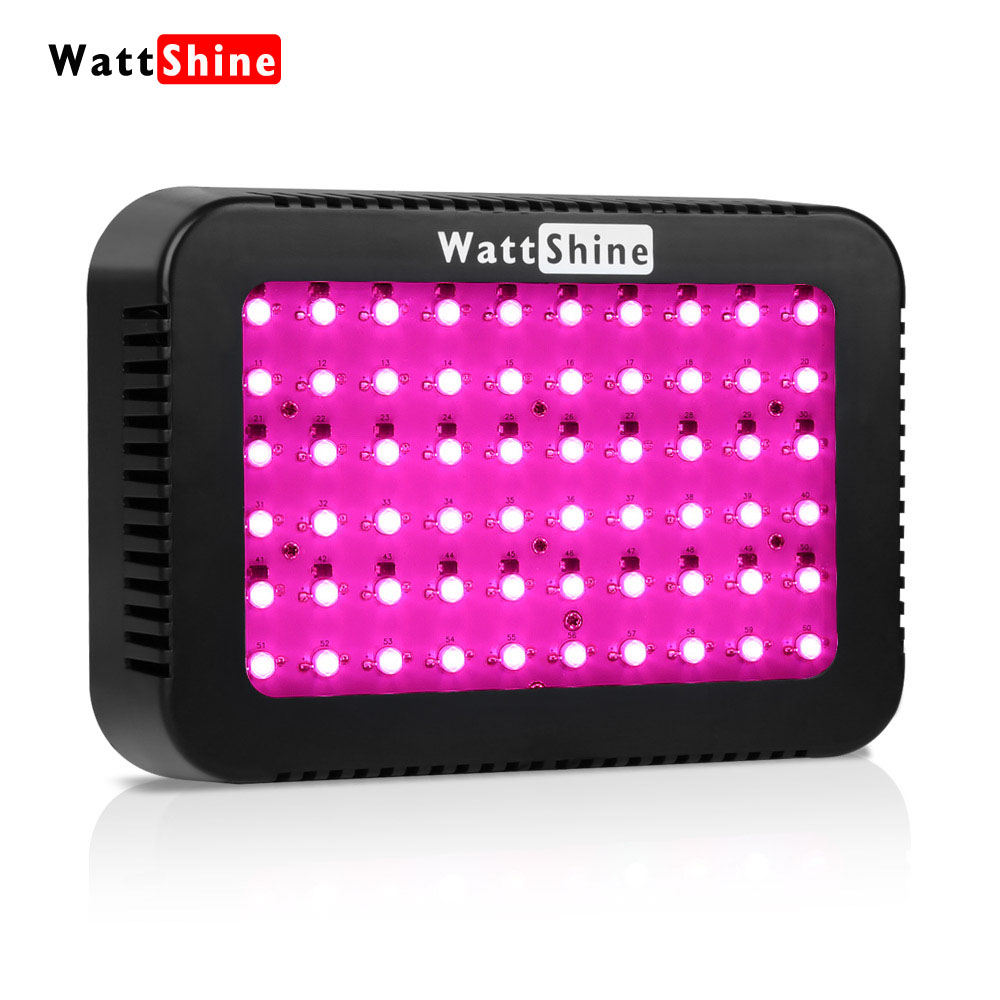 300W Double chips led grow lights Indoor Lamp For Veg Bloom Medical plants Grow tent Overseas warehours Fast deliver Not rust
