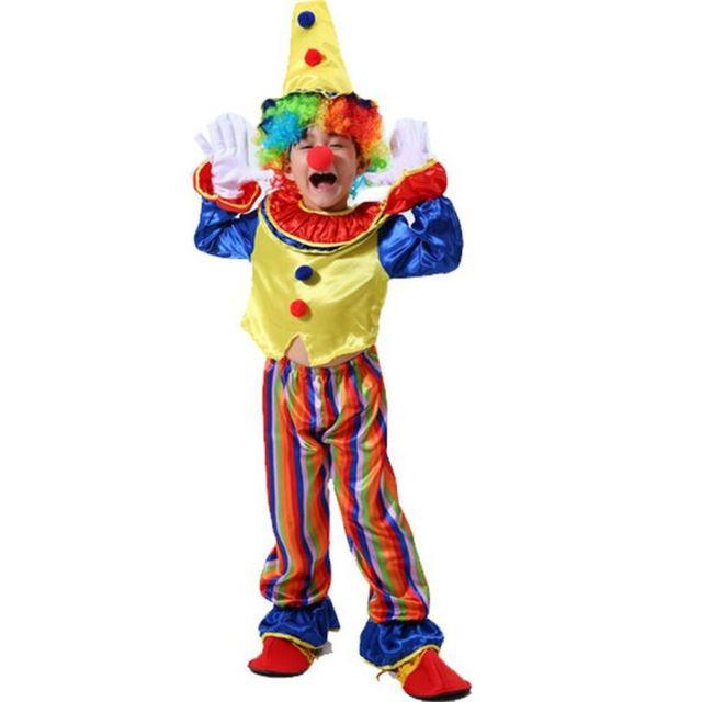 Freies verschiffen Maskerade Karneval Party Leistung Clown Kleidung ...