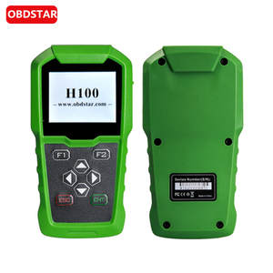 OBDSTAR H100 for F-o-rd/Mazda Auto Key Programmer Supports 2017/2018 Models