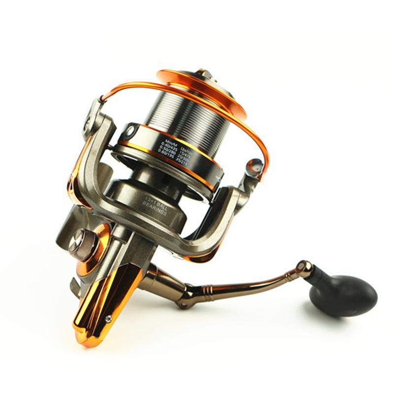 18 Új japán gyártási anyagok 8000-9000 Spinning Jigging Reel 13 + - Halászat - Fénykép 3