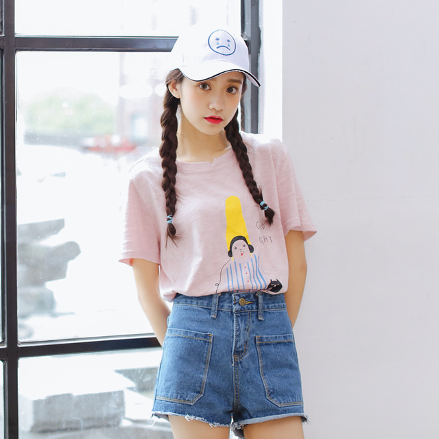 Swag Korean Girl Outfit