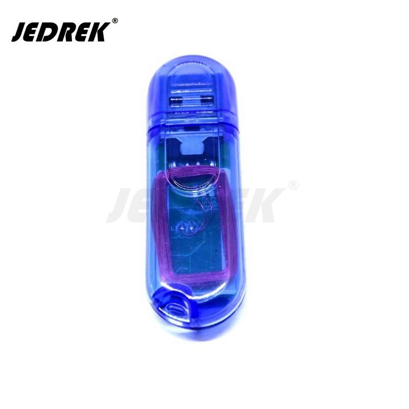 125Khz RFID MINI Reader Writer ID EM4305 T5577 T5200 None Driver with 5piece rewriteable keyfpob бейджик none 50 32 id yoyo