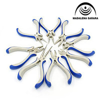 MADALENA SARARA Promotion Jewelry Tools Pliers For DIY Jewelry Making 8pcs /Set