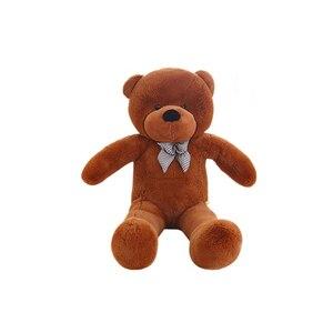 Image 4 - Große Größe 80 cm Gefüllte Teddybär Plüschtier Große Umarmungbärenpuppe Liebhaber/Weihnachtsgeschenke geburtstagsgeschenk