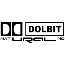 CS-322#10*30cm DOLBIT NATURALNO  funny car sticker and decal silver/black vinyl auto stickers