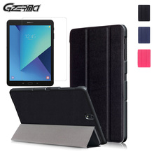 For Samsung Galaxy TAB S3 9.7 SM T820 T825 2017 Flip PU Leather Case Slim Stand Cover Tablet Shell for Tab