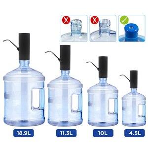 Image 5 - Reelanx distributeur deau P1 intégré 1000mAh Rechargeable pompe à eau électrique pour bouteille distributeur de boissons