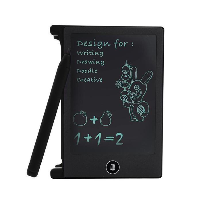 Портативная практическая многоразовая ЖК-доска для рисования дома, офиса, планшета, рисования