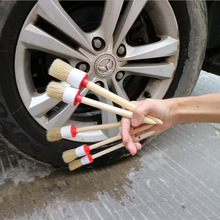 5 Size Newest Arrivals Professional Cleaning Brush Wheel Keyboard Window Door Cleaner Universal Suspensible