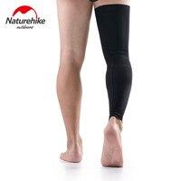 POINT BREAK In Esecuzione hip polpaccio set calze Sportive di Pallacanestro delle calzamaglia delle ghette Movimento tubo di pressione NH17H002-M