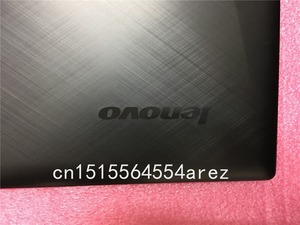 Image 2 - Yeni orijinal Lenovo Y50 Y50 70 Y50 80 LCD arka arka kapak kılıfı/LCD arka kapak kılıf AM14R000300 dokunmatik/no dokunmatik AM14R000400
